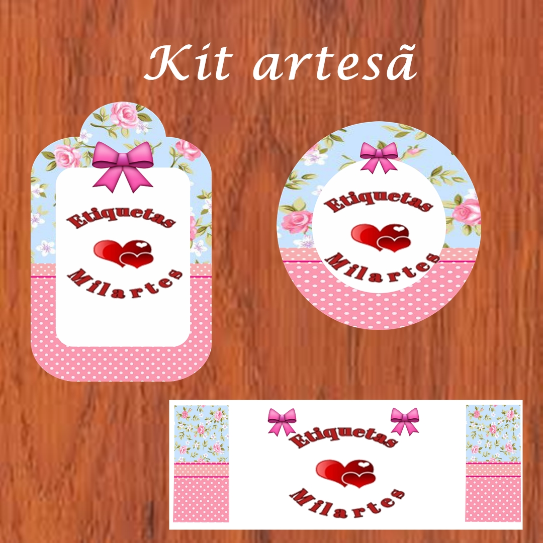 Kit artesã