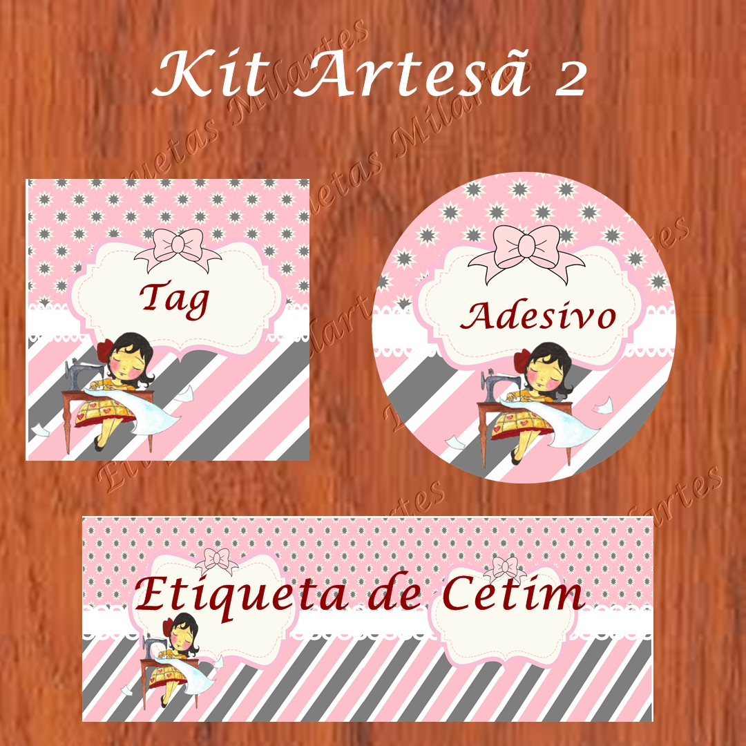 Kit artesã 2